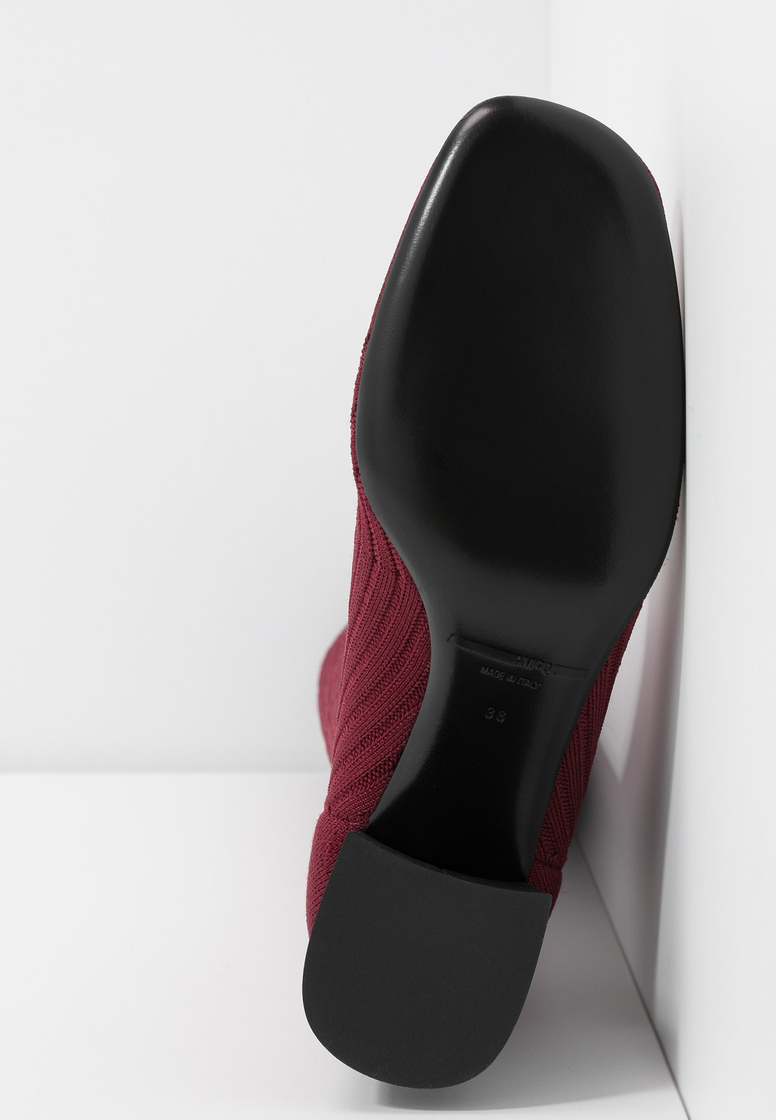 McQ Alexander McQueen RUSH BOOT - Bottes bordeaux