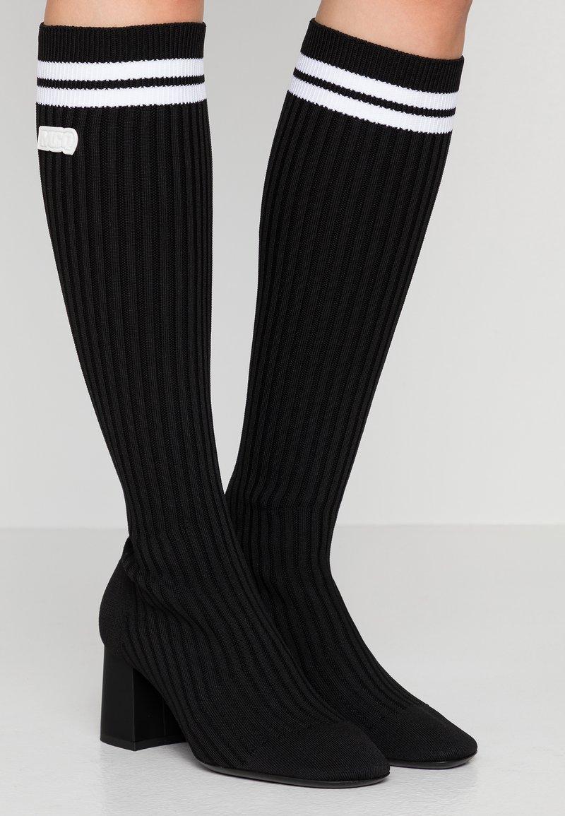 McQ Alexander McQueen - RUSH BOOT - Stiefel - black