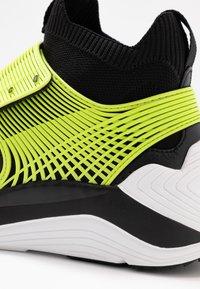 McQ Alexander McQueen - HIKARU 3.00 - Sneaker high - black/lime - 2