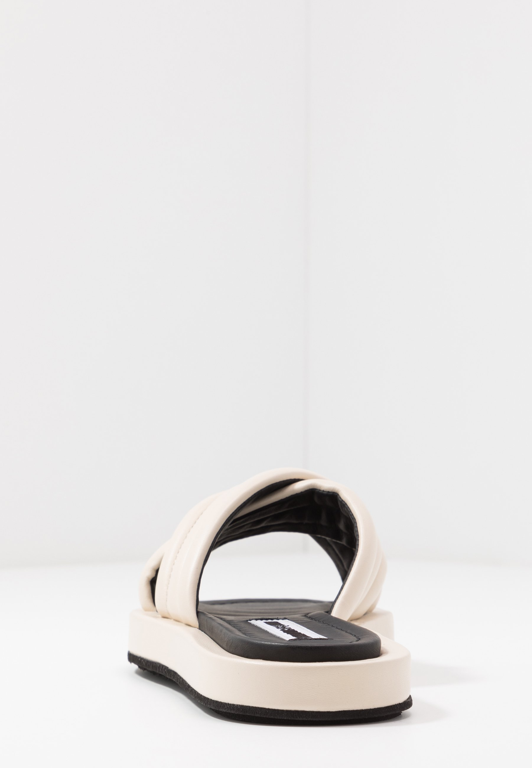 McQ Alexander McQueen VENTURE SLIDE - Klapki - ivory