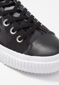 McQ Alexander McQueen - SWALLOW PLIMSOLL  - Tenisky - black/optic white - 2
