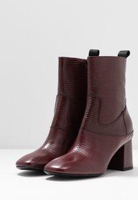 McQ Alexander McQueen - PHUTURE BOOT - Stiefelette - bordeaux - 4