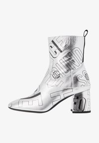 McQ Alexander McQueen - PHUTURE BOOT - Classic ankle boots - silver/black - 1