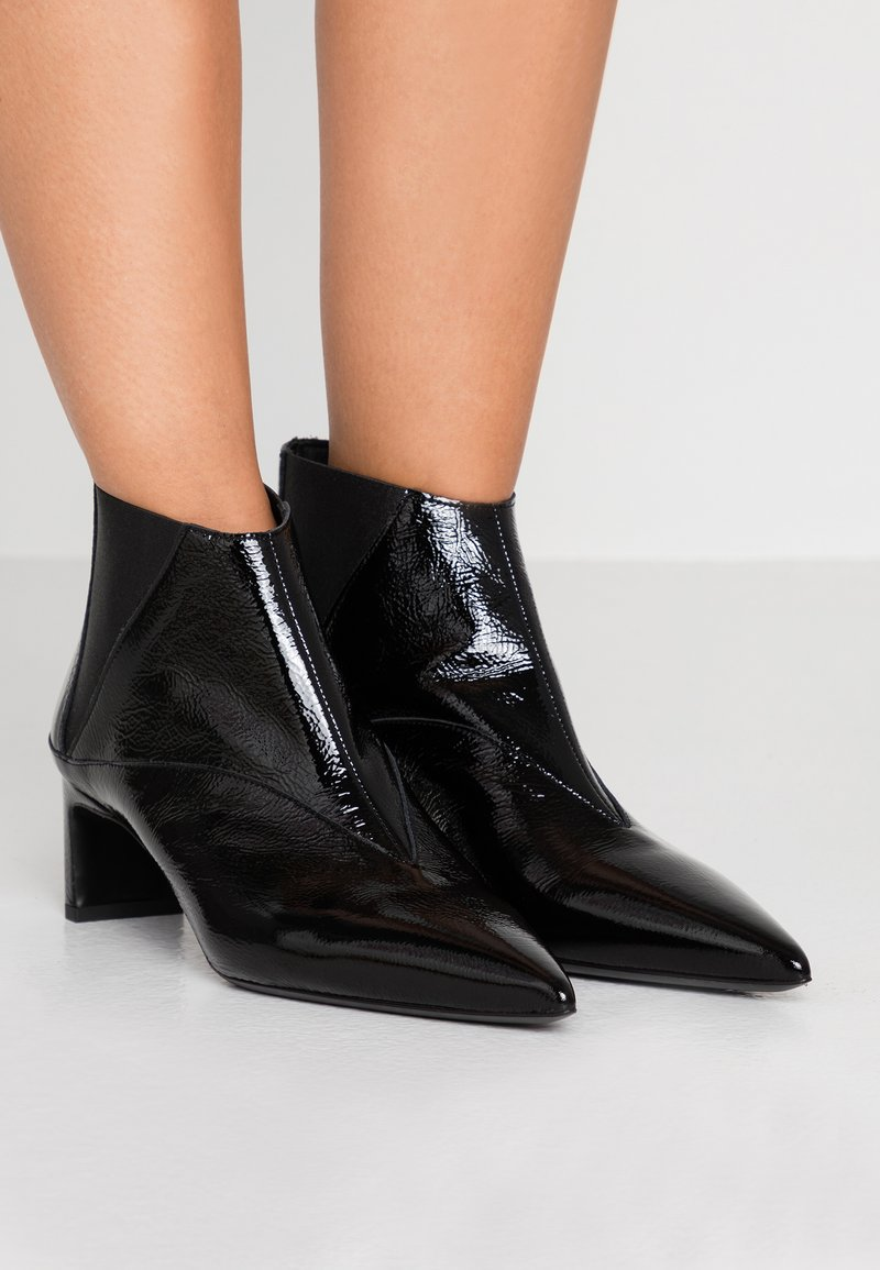 McQ Alexander McQueen - METTA - Boots à talons - black