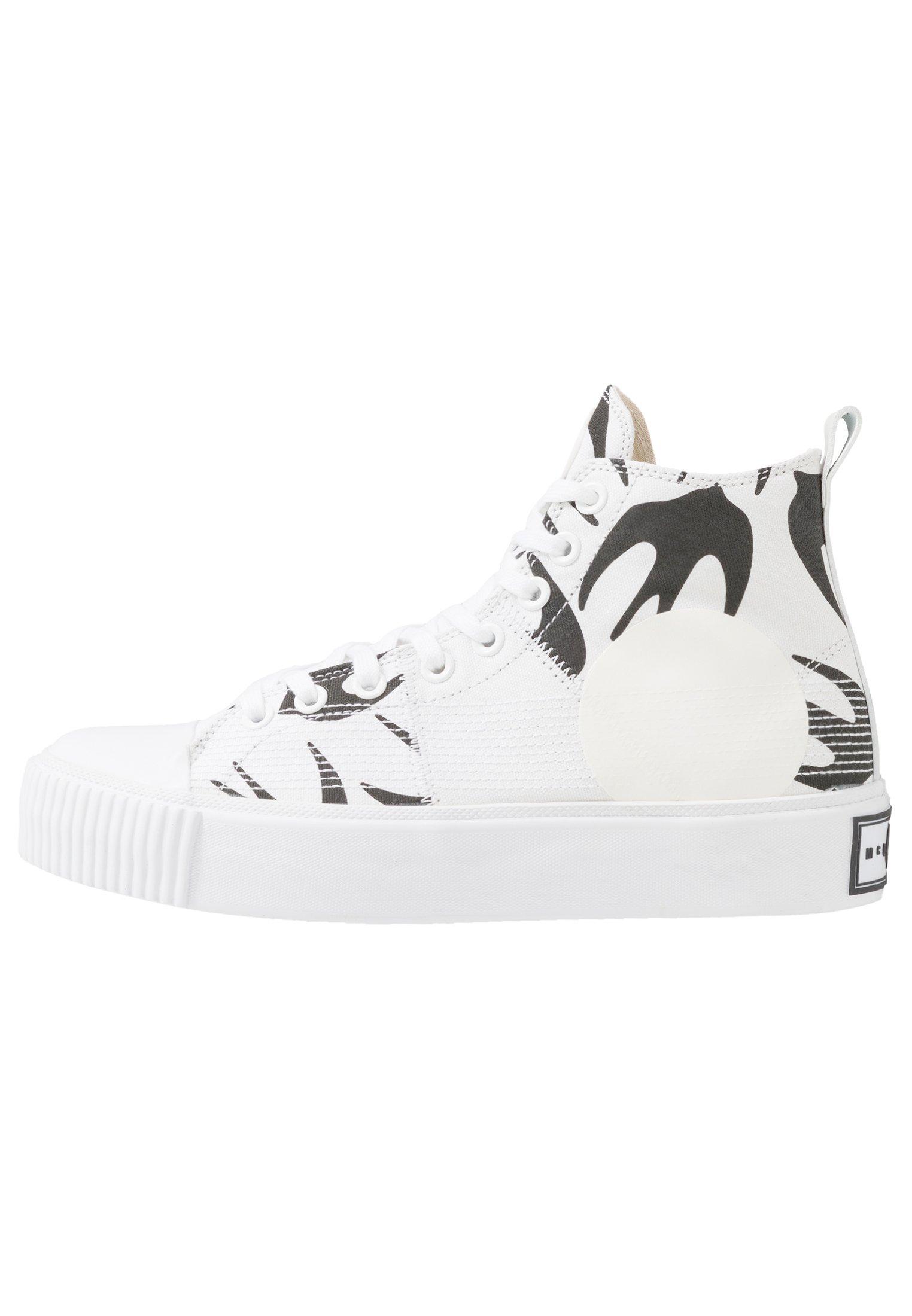 onitsuka tiger mexico 66 slip on black and white label en zalando