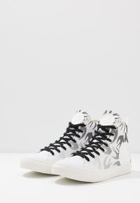 McQ Alexander McQueen - High-top trainers - white - 2