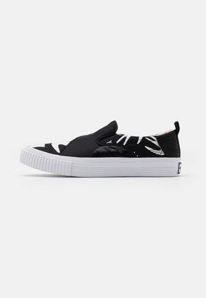 ORBYT MID - Sneakers - black/white