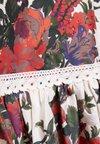 McQ Alexander McQueen - BABYDOLL TUNIC DRESS - Denní šaty - parchment