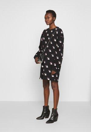 CODE DRESS - Hverdagskjoler - black