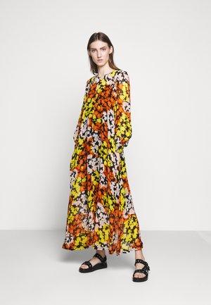 HISANO DRESS - Maxi dress - yellow ochre