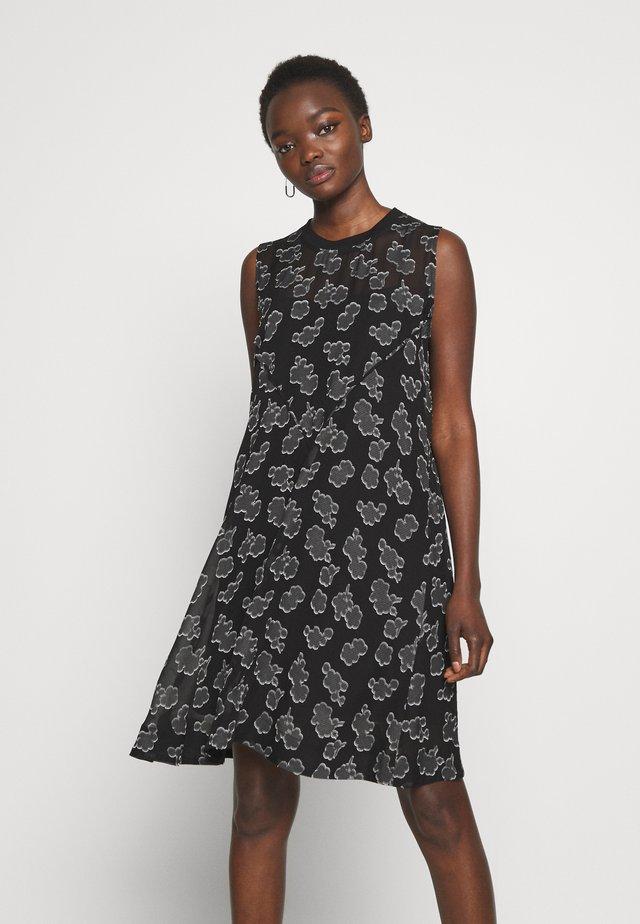 TOSHIKO - Korte jurk - black