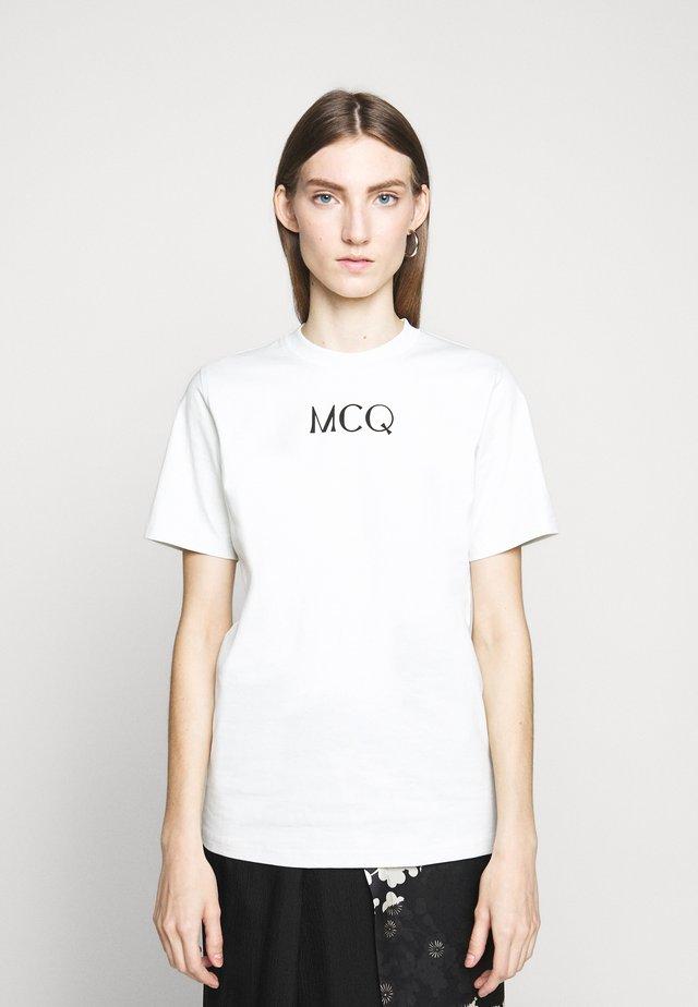 BAND TEE - T-Shirt print - mint trance