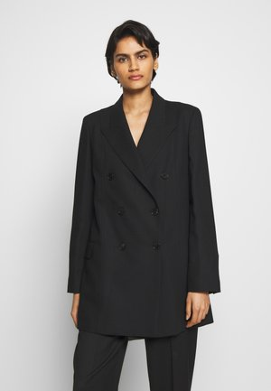 CUT UP BOYFRIEND - Blazer - black