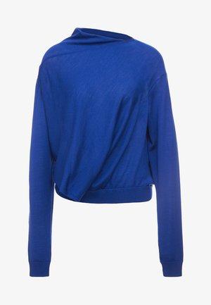 ASKANCE JUMPER - Strikkegenser - cobalt blue