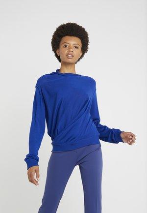 ASKANCE JUMPER - Neule - cobalt blue
