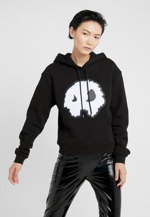 CLASSIC HOODIE - Hoodie - darkest black