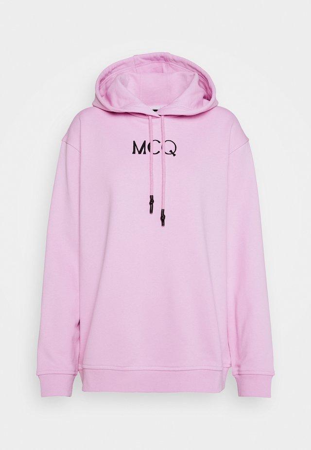 BOYFRIEND HOODIE - Hættetrøjer - bubblegum pink