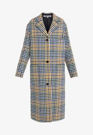 LONG POCKET COAT - Płaszcz wełniany /Płaszcz klasyczny - multicolor