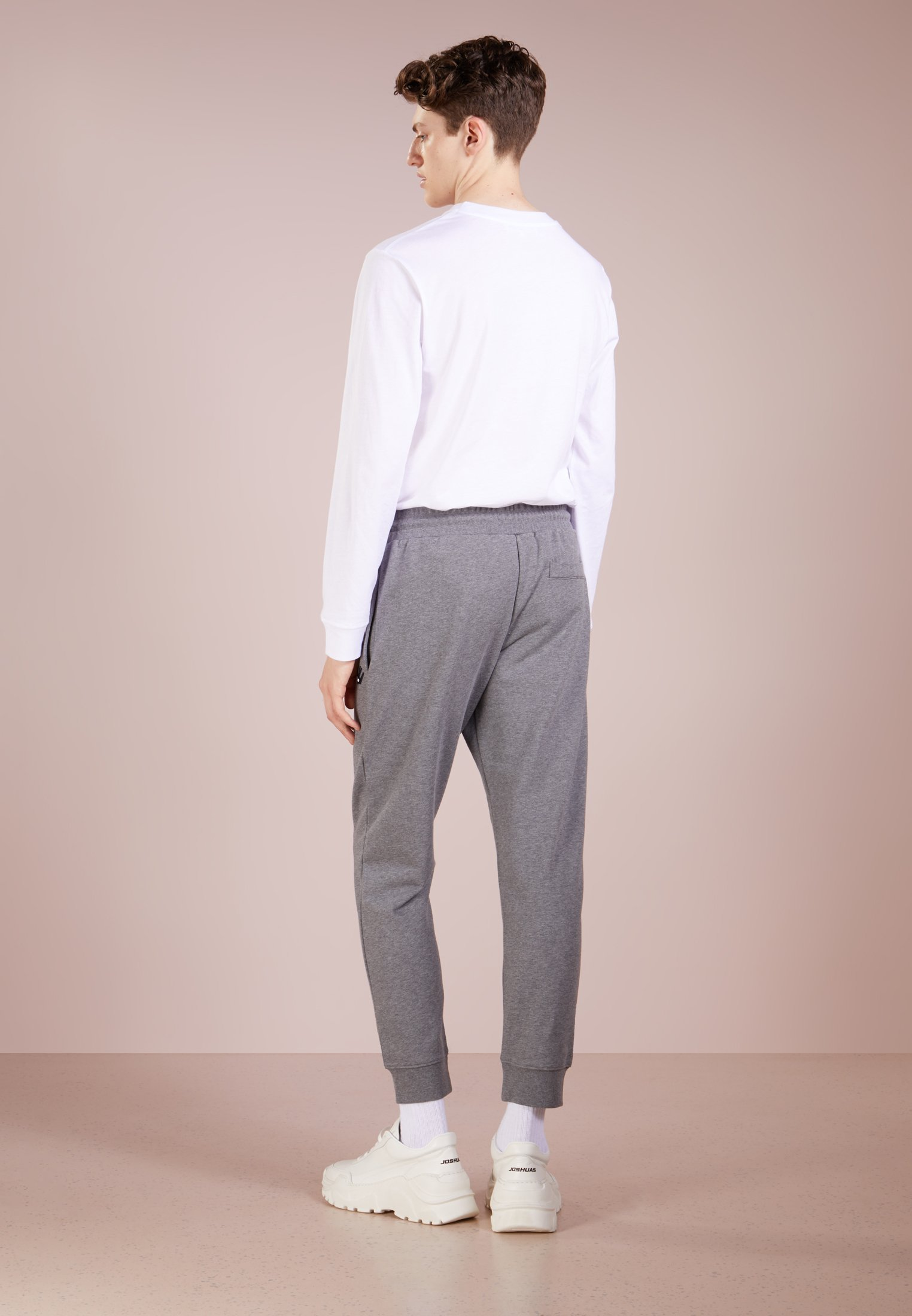 Melange Pantalon SurvêtementGrey Mcq Mcqueen Alexander De MpUzVqSG
