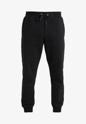 DART  - Teplákové kalhoty - darkest black