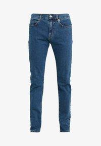 McQ Alexander McQueen - MISMATCHED STRUMMER - Jeans slim fit - indaco - 5