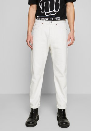BEN - Slim fit jeans - used white