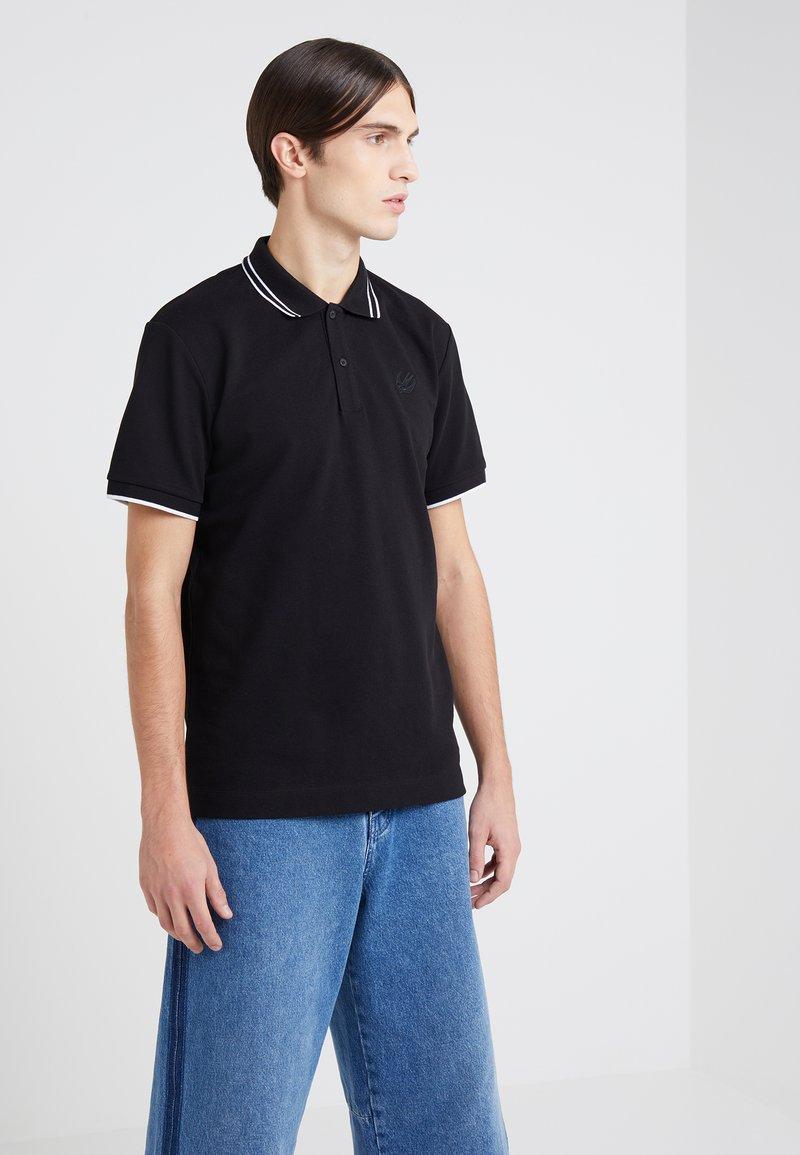 McQ Alexander McQueen - Poloshirt - darkest black