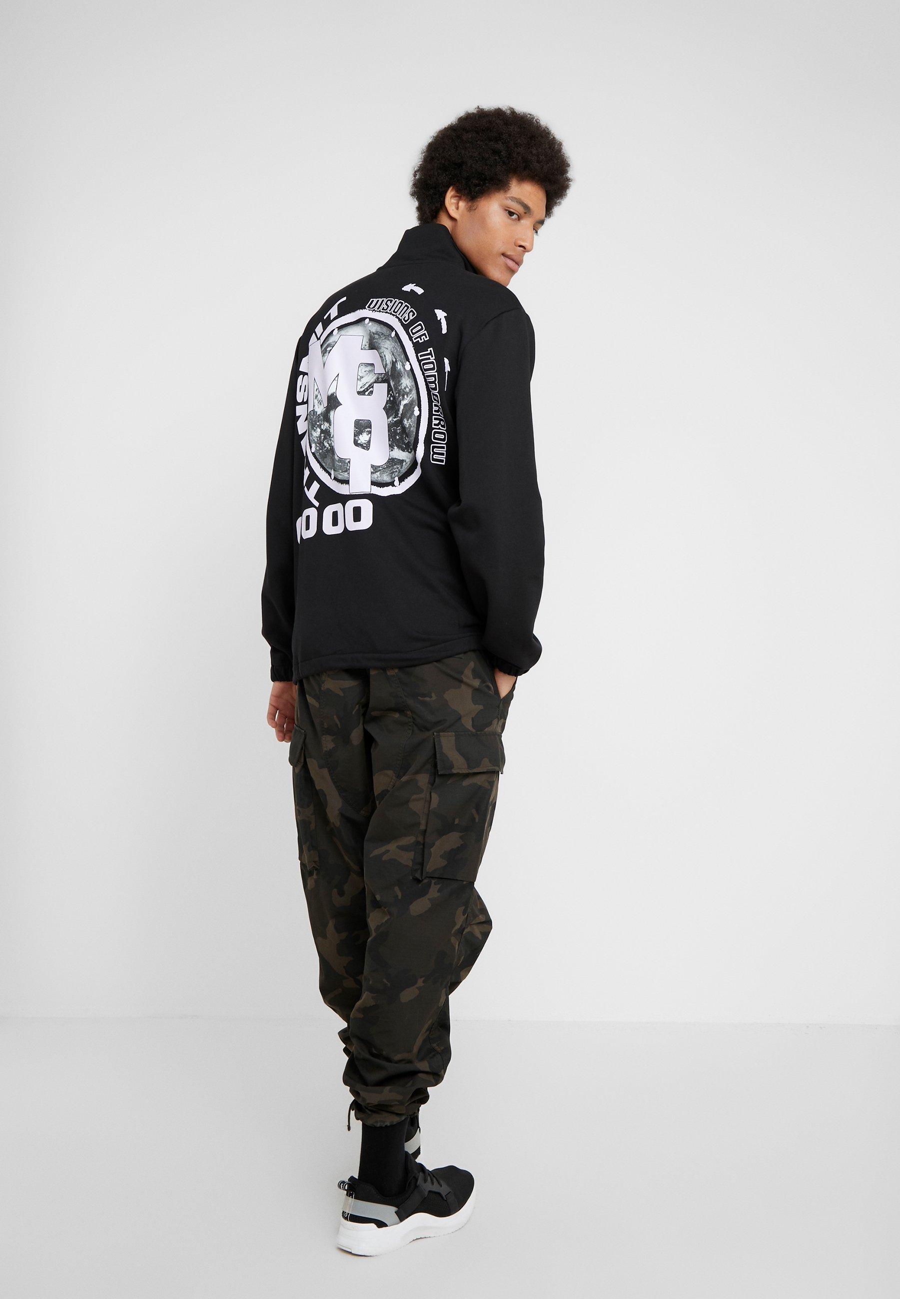 Mcq Black Darkest Alexander PulloverSweatshirt Sports Mcqueen RSAjq54Lc3