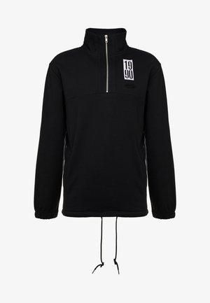 SPORTS PULLOVER - Sweatshirt - darkest black