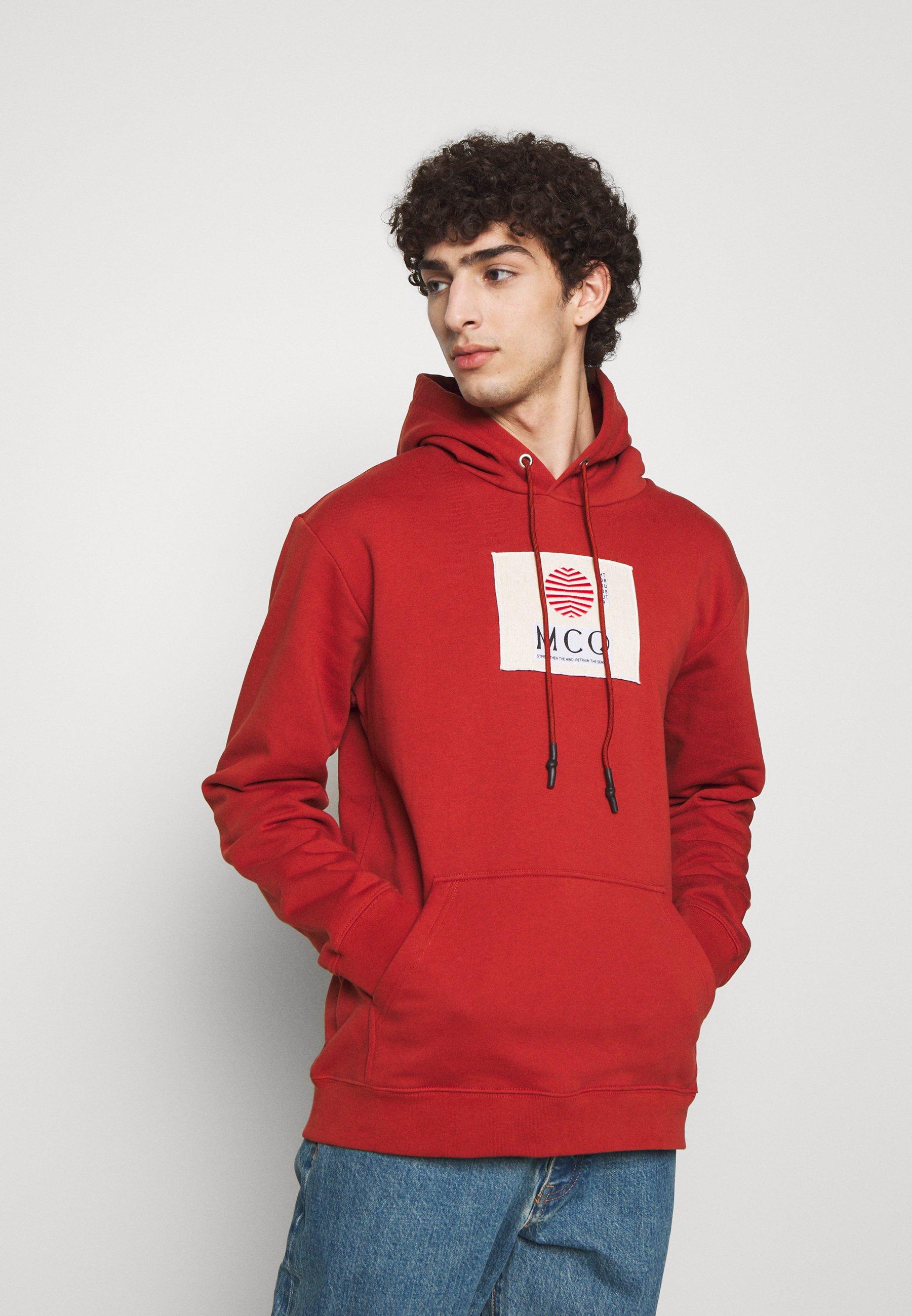 McQ Alexander McQueen MONSTER Sweater darkest black
