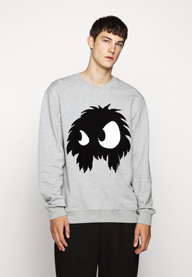 Sweater - mercury melange