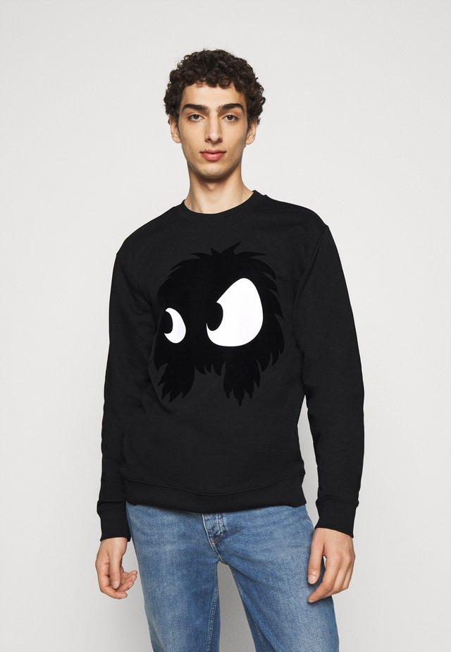 Sweatshirts - darkest black