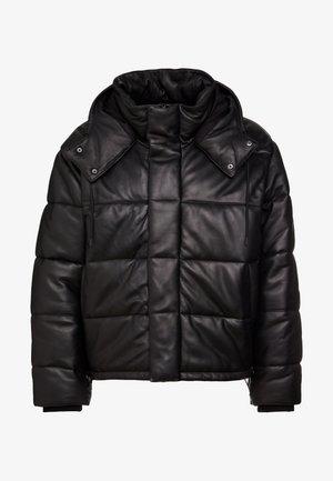 PUFFER - Winterjas - darkest black