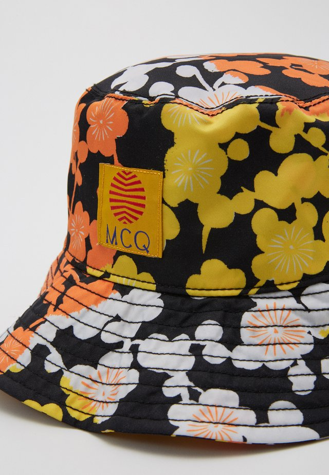 BUCKET HAT - Klobouk - black/multi