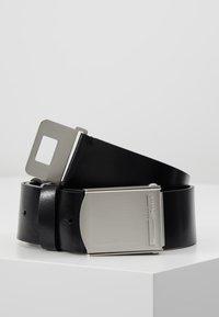 McQ Alexander McQueen - CHRISTINE DELUXE - Pásek - black - 0