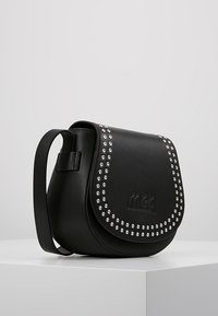 McQ Alexander McQueen - MINI SATCHEL - Across body bag - black - 3