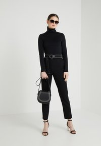 McQ Alexander McQueen - MINI SATCHEL - Across body bag - black - 1