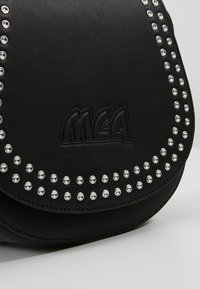 McQ Alexander McQueen - MINI SATCHEL - Across body bag - black - 6