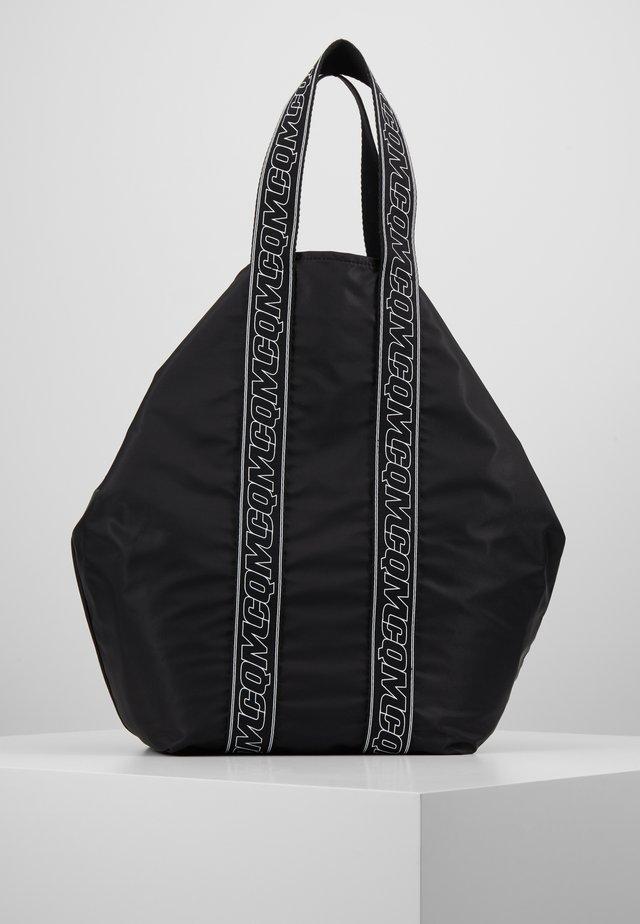 HYPER TOTE - Shopping Bag - black