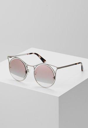Aurinkolasit - silver-coloured/pink