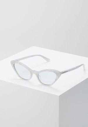 Solbriller - white/grey