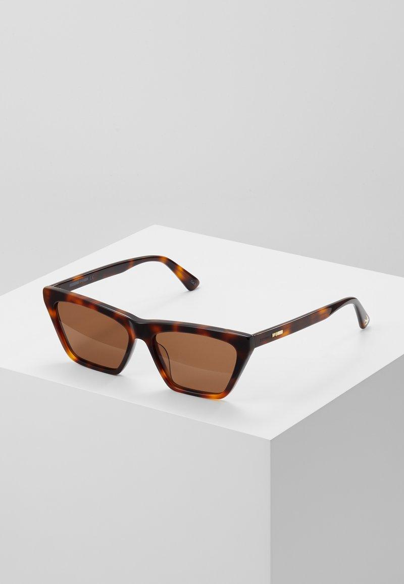 McQ Alexander McQueen - Sonnenbrille - brown