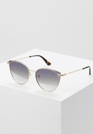 Sonnenbrille - gold-coloured/silver-coloured