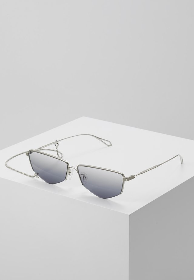 Sunglasses - silver-coloured/grey