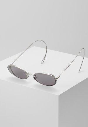 Sunglasses - silver-coloued/smoke