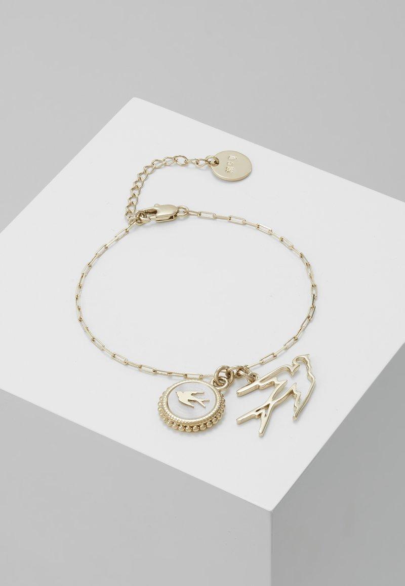 McQ Alexander McQueen - CHARM BRACELET - Armband - gold-coloured