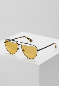 McQ Alexander McQueen - Sluneční brýle - gold-coloured - 0