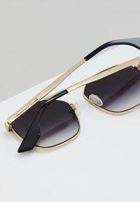 McQ Alexander McQueen - Sonnenbrille - gold/silver-coloured - 4