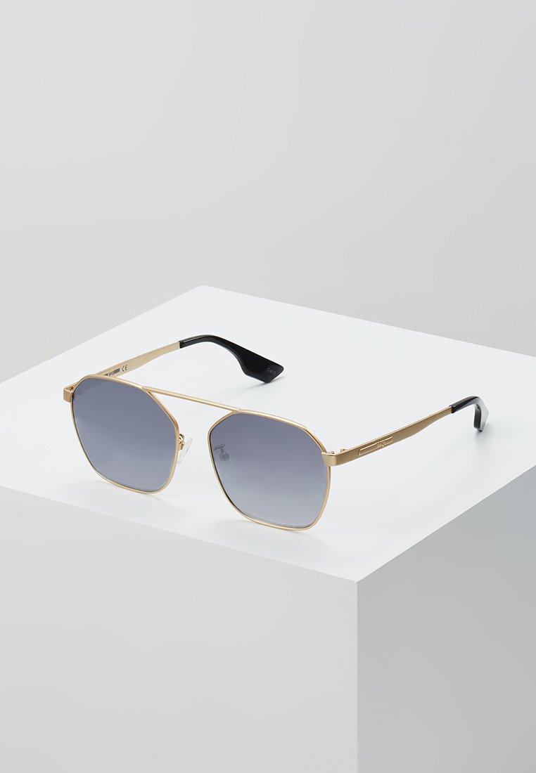 McQ Alexander McQueen - Sonnenbrille - gold/silver-coloured