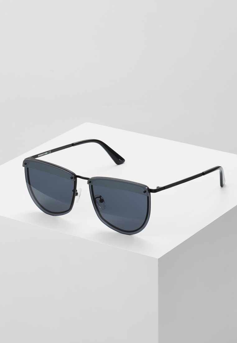 McQ Alexander McQueen - Lunettes de soleil - black/smoke